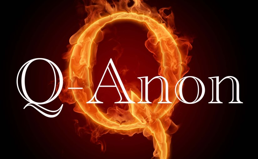 Q Anon Shows Unbelievable Texts With Shocking Details!