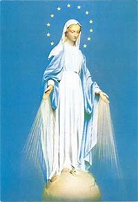 A Message From Our Lady Of Nations